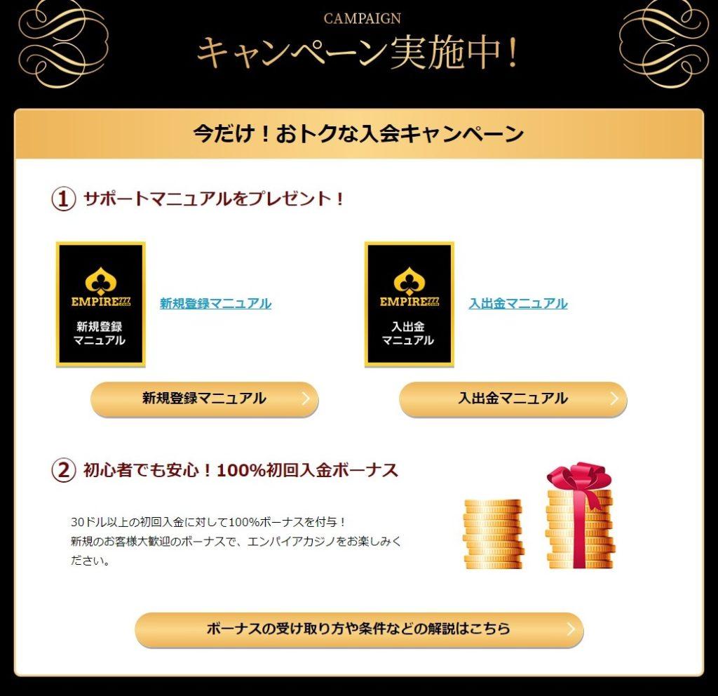 日本向け公式サイト特典